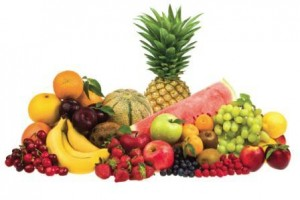 Image of fruit - PR that's good for you
