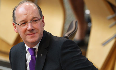 Photo of John Swinney MSP