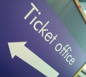 Ticket office - HS2