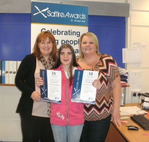Saltire Awards presentation